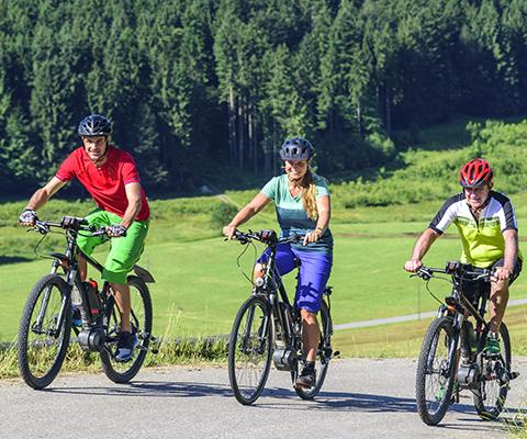 Bike tour TCS guidati