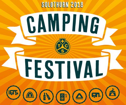 Festival de camping TCS de Suisse