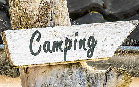 Guida Camping TCS