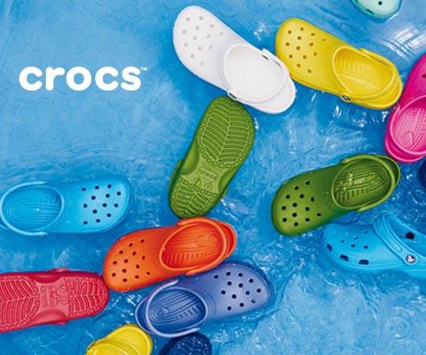 Venez comme vous êtes avec Crocs™!