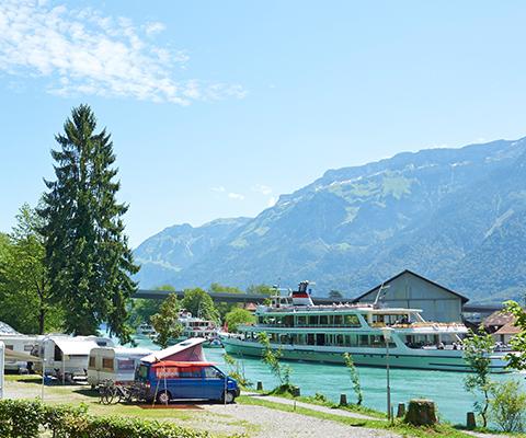 TCS Camping Interlaken