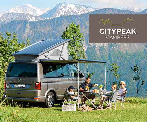 Citypeak Campers