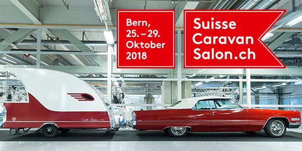 Tickets Suisse Caravan Salon
