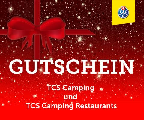 TCS Camping Gutscheine