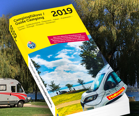 TCS Campingführer 2019
