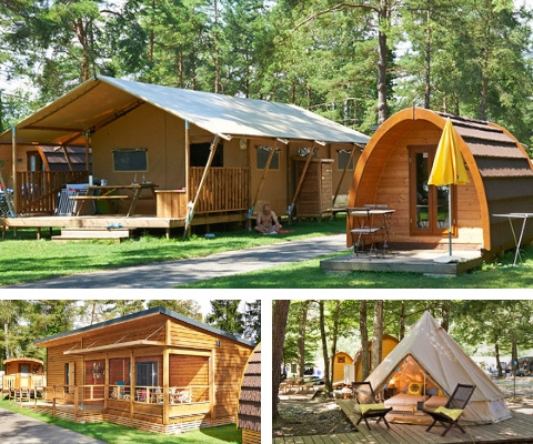 Glamping – le camping glamour