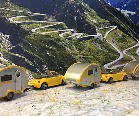 Camping über Ostern