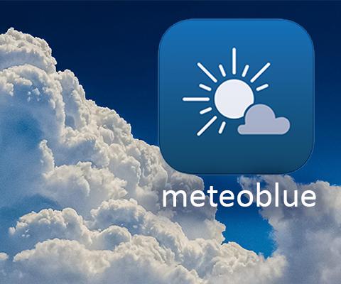 App Meteoblue – le campagnon indispensable de vos vacances