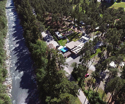 Campeggio TCS Thusis-Viamala