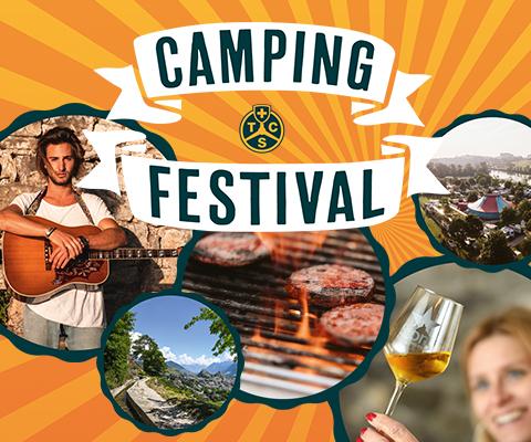 Festival TCS Camping du 5 au 7 juillet 2019 à Sion