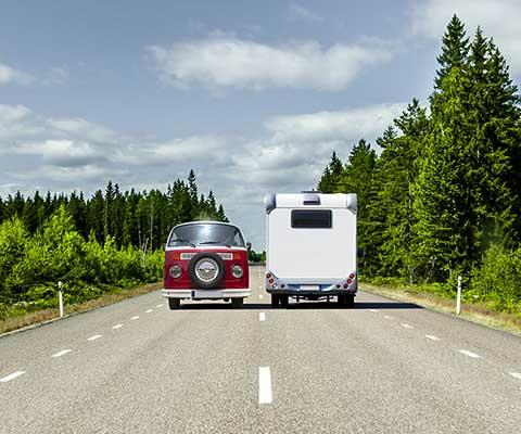 Tipps zu Wohnwagen- und Wohnmobil-Reifen