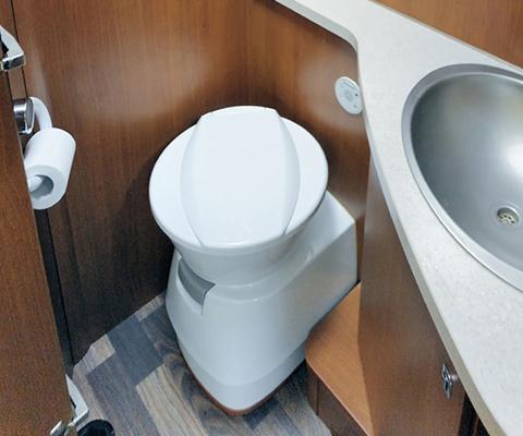 Les toilettes de camping: fonctionnement