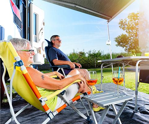 Campingberatung und Onlineshop für Campingartikel