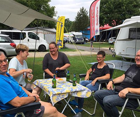 Sociétariats et assurances camping