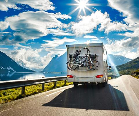 Verkehrsregeln, Gesetze und Hinweise für Camper