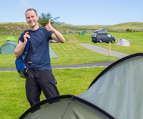 Le guide du savoir-vivre au camping
