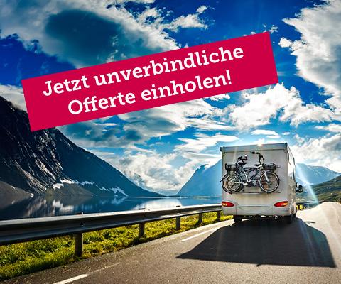 TCS Wohnmobil-Versicherung