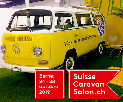 52º Suisse Caravan Salon, Berna
