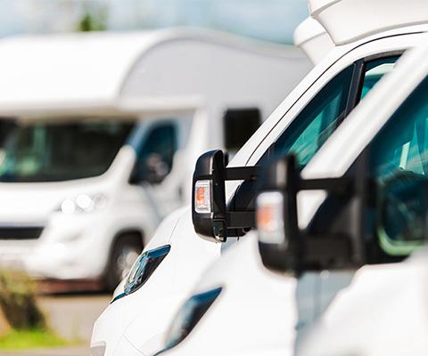 Acquistare e vendere i veicoli da campeggio