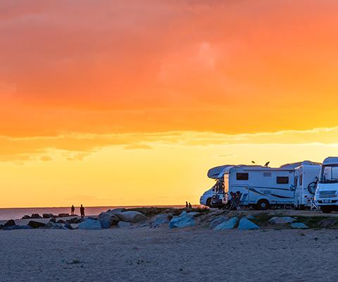 10 Camping-Tipps im Süden Spaniens