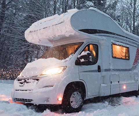 Reisemobil oder Wohnwagen richtig heizen