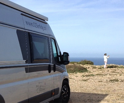 Destination Andalousie en camping-car