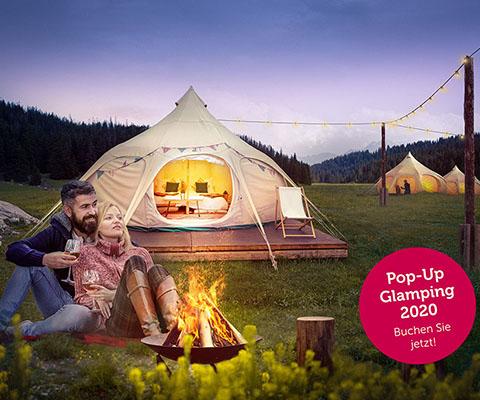 Campingfreuden schenken