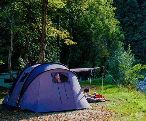 Sept conseils pour les néophytes du camping