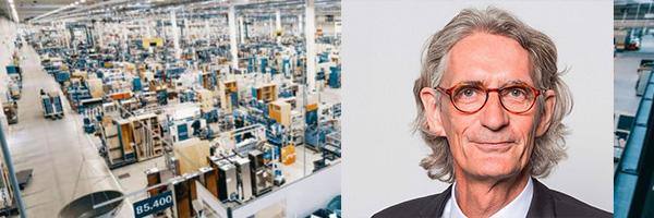 Interview avec Frank Venter de l'entreprise Hymer GmbH & Co.KG