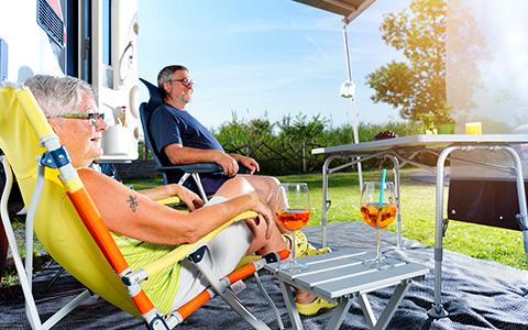 Bis 20% Rabatt auf 24 TCS Campingplätzen