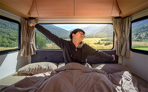 Camping-Matratze ersetzen – worauf es ankommt