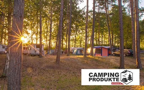 Au camping pour la première fois?