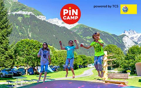 Les meilleurs campings pour enfants