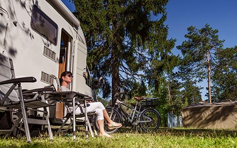 20% Rabat für TCS Camping Mitglieder