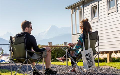 Saisonverlängerung TCS Camping