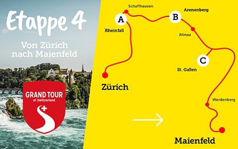 Camping Grand Tour of Switzerland