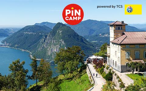 Pincamp Campingtipp Tessin
