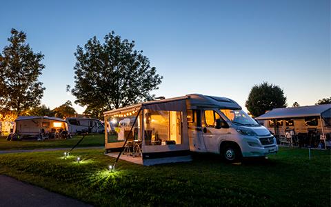 TCS Camping Saisonbilanz