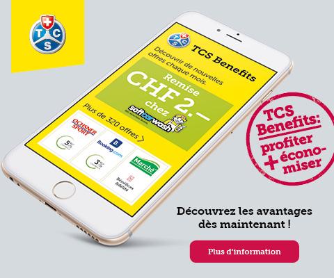 TCS Benefits