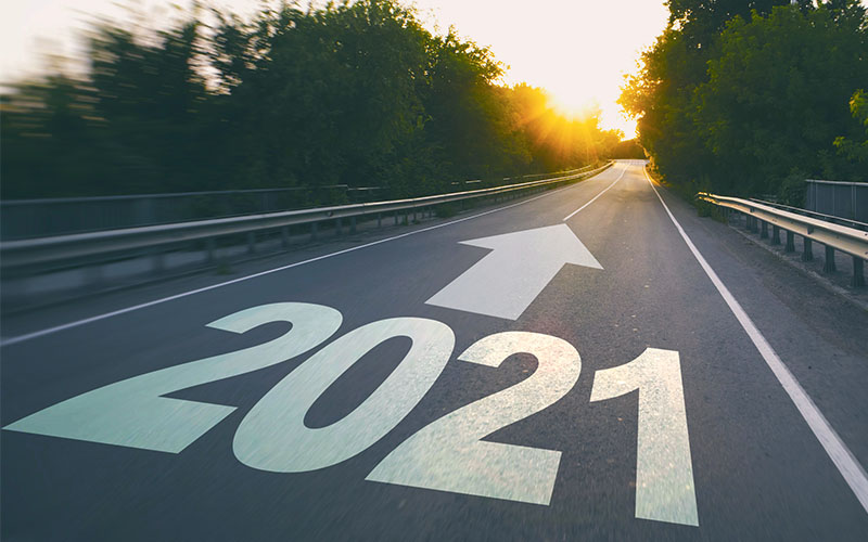 Neue Verkehrsregeln ab 01.01.2021