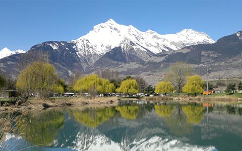 Empfehlung des Monats: TSC Camping Sion
