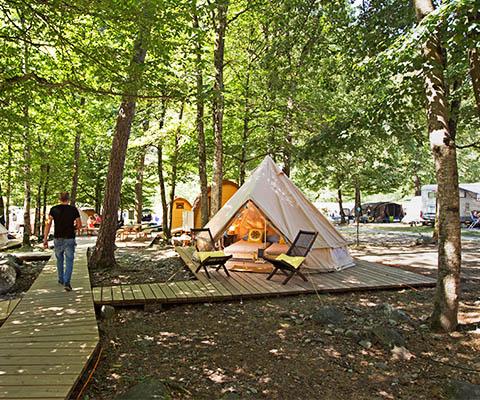 Zu guter Letzt: Campen ist klimafreundlich
