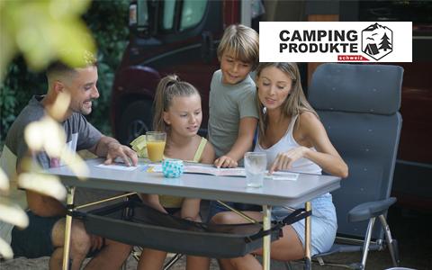Die coolsten Campingprodukte für Familien