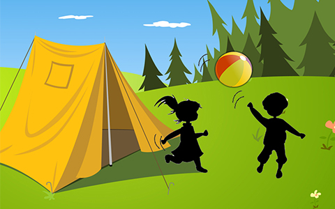 Spass auf dem Camping mit Camping-Insider