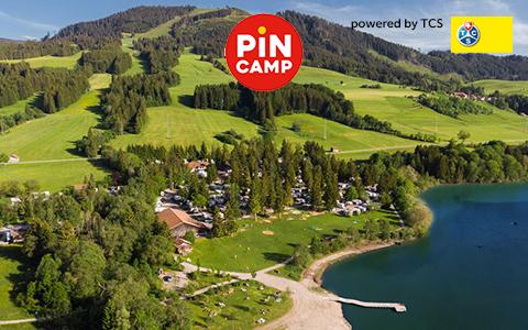 Camping am See in Deutschland