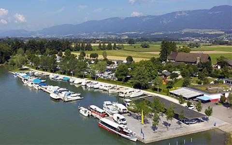 Empfehlung des Monats: TCS Camping Solothurn