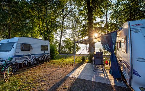 Camping Sicherheitsstandards