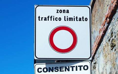 ZTL - Fahrverbote in italienischen Städten