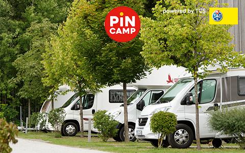 Autobahnnahe Campings für Zwischenübernachtungen