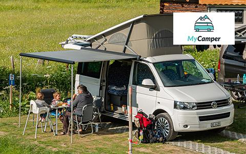 Camper für Familien
